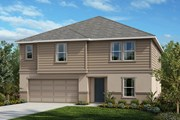New Homes in St. Cloud, FL - Plan 2716 Modeled