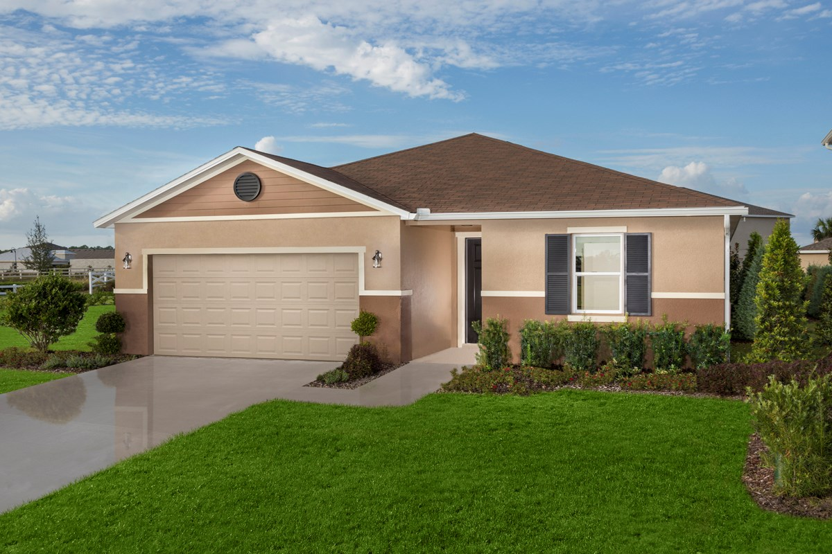 New Homes in St. Cloud, FL - Hanover Square Plan 1989