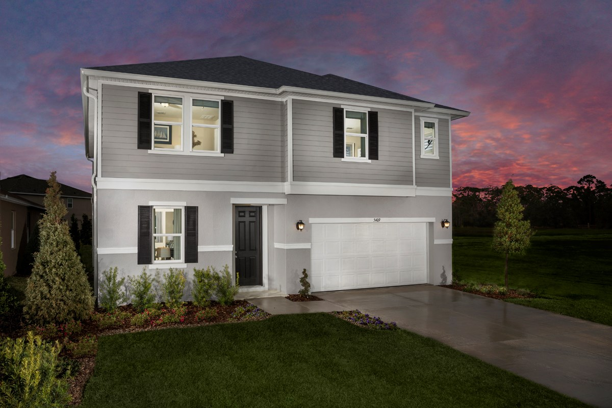 New Homes in St. Cloud, FL - Hanover Square Plan 2716