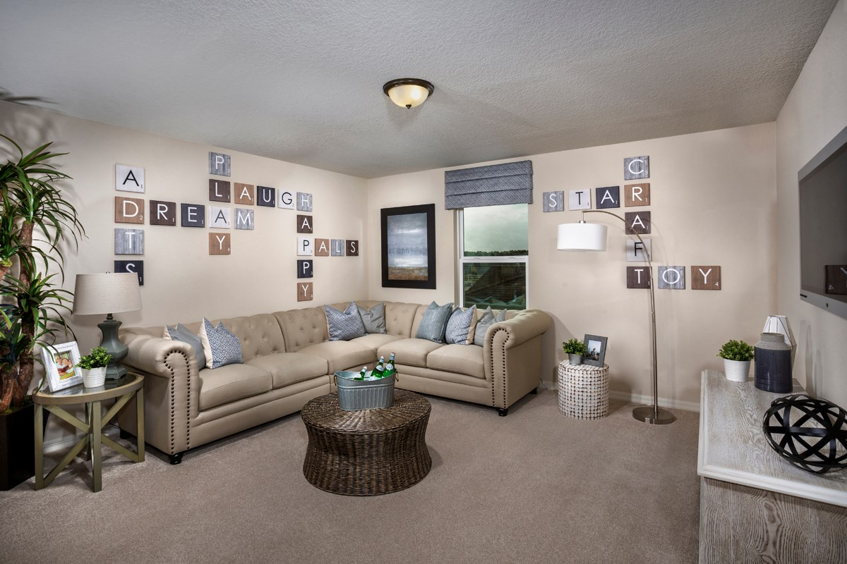 New Homes in St. Cloud, FL - Hanover Square 2716 Loft