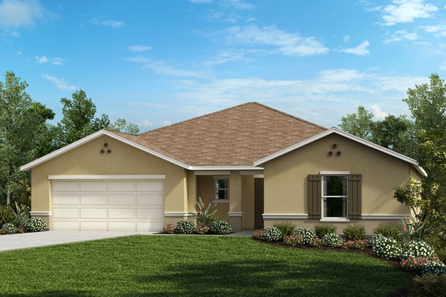 New Homes in Clermont, FL - Elevation C
