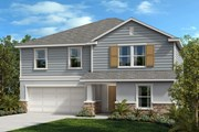 New Homes in Kissimmee, FL - Plan 2566 Modeled
