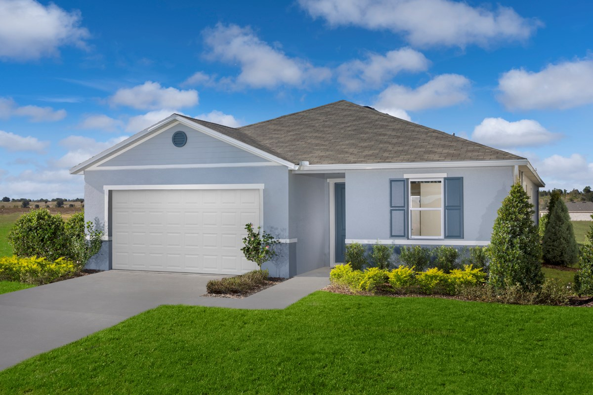New Homes in Davenport, FL - Magnolia at Westside Plan 1989