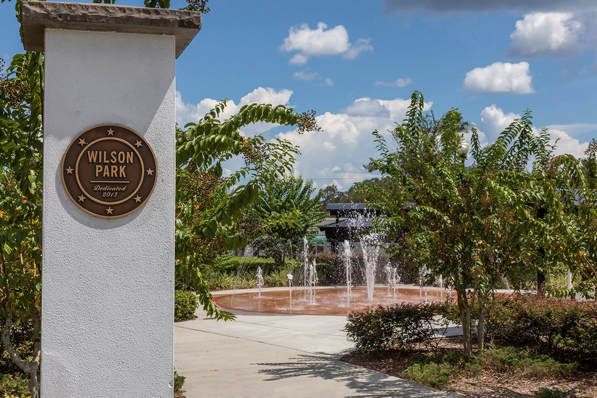 New Homes in Davenport, FL - Tivoli Reserve Nearby Wilson Park