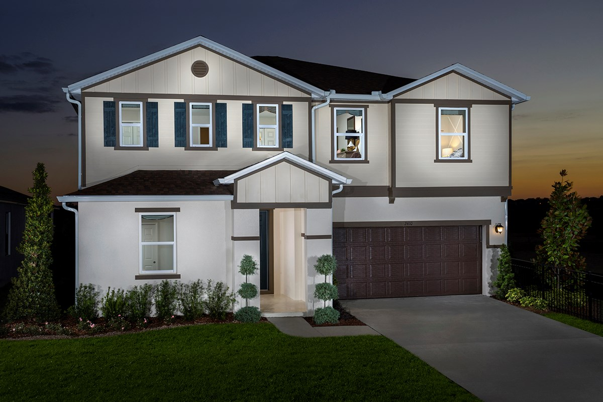 New Homes in Davenport, FL - Magnolia at Westside Plan 2566