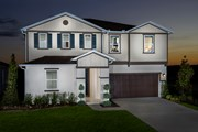 New Homes in Davenport, FL - Plan 2566 Modeled