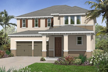new homes in winter garden fl elevation d - Winter Garden Fl New Homes