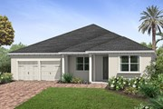 New Homes in Winter Garden, FL - Plan 2565