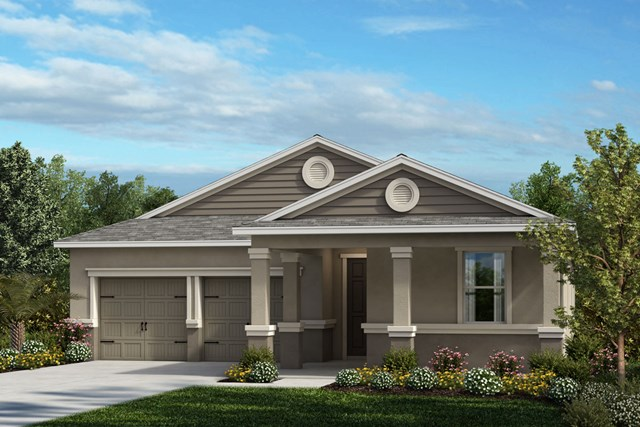New Homes in Winter Garden, FL - Elevation G