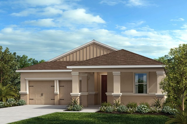 New Homes in Winter Garden, FL - Elevation H