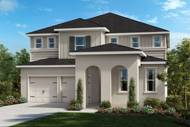 New Homes in Winter Garden, FL - Elevation I
