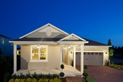 New Homes in Winter Garden, FL - Plan 2127 Modeled