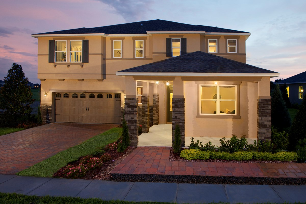New Homes in Winter Garden, FL - Orchard Park The 3737