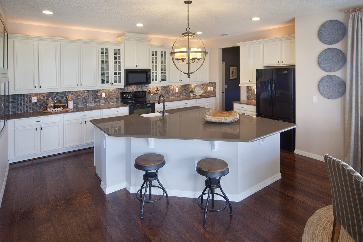 New Homes in Winter Garden, FL - Orchard Park 3737 Kitchen