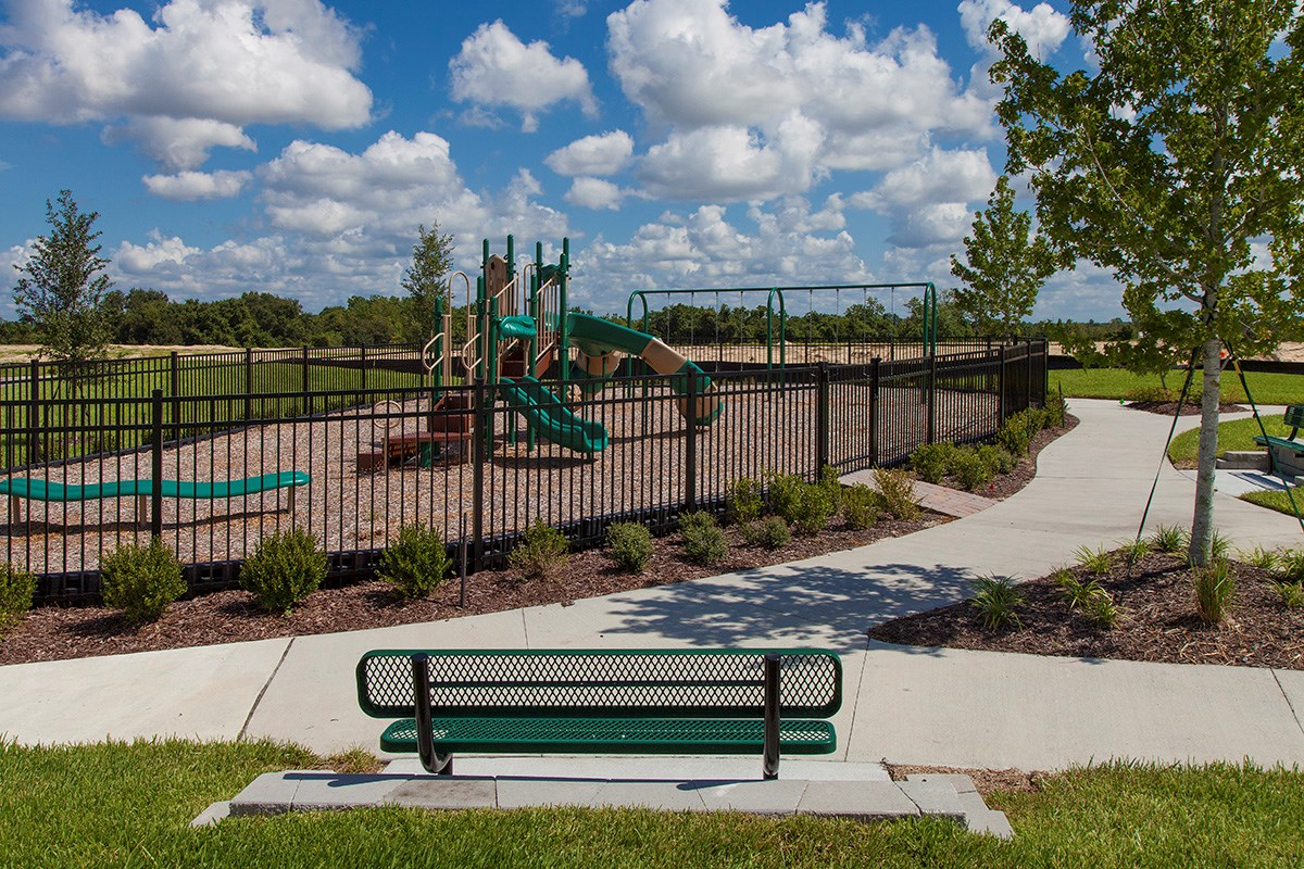 New Homes in Winter Garden, FL - Orchard Park Tot Lot