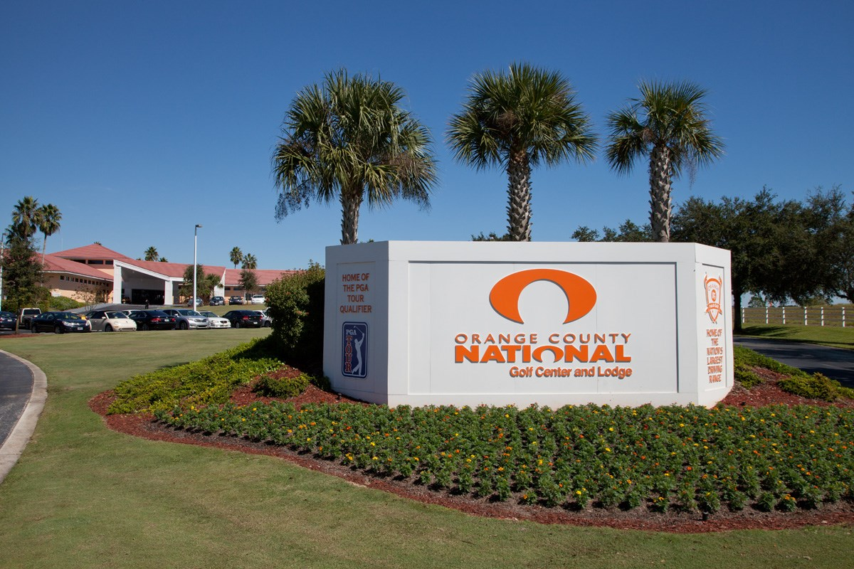 New Homes in Winter Garden, FL - Orchard Park Orange County National Golf Center and Lodge