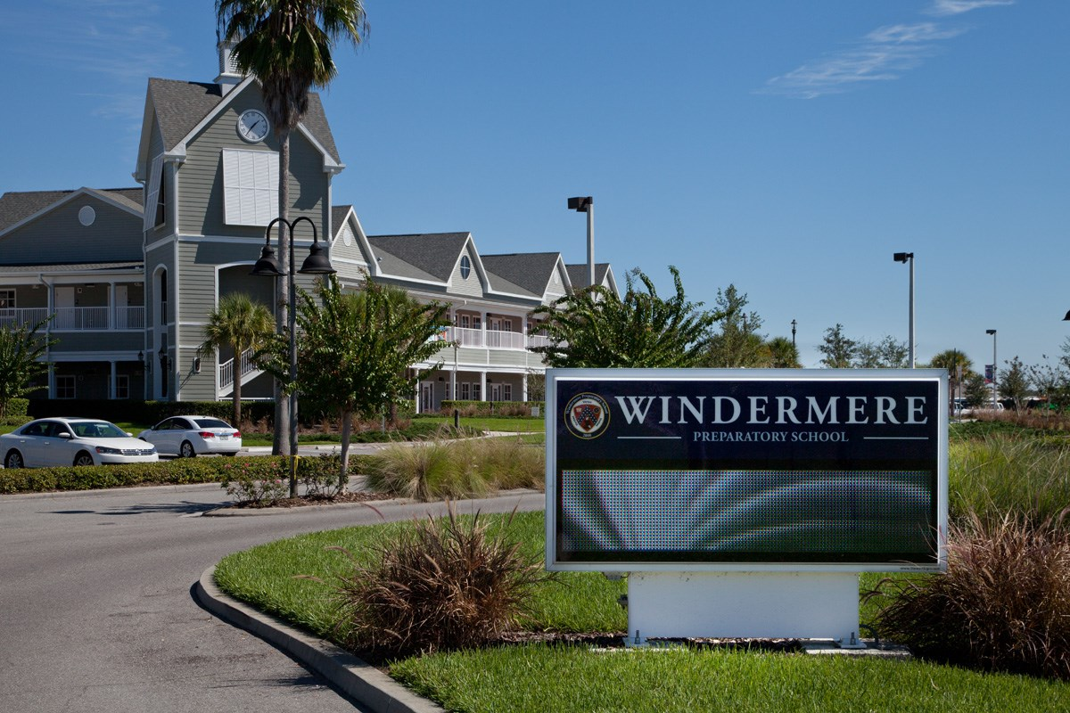 New Homes in Winter Garden, FL - Orchard Park Nearby Windermere Preparatory School