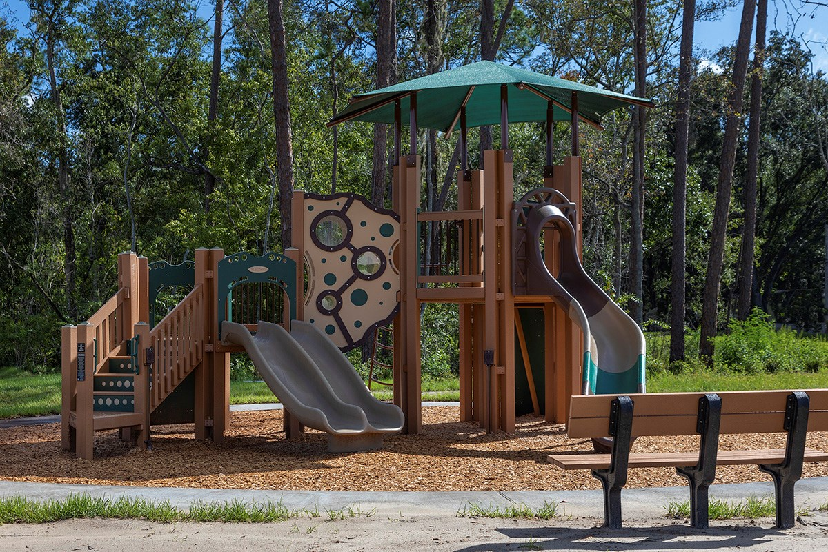 New Homes in Davenport, FL - Preservation Pointe Future Amenity Tot Lot
