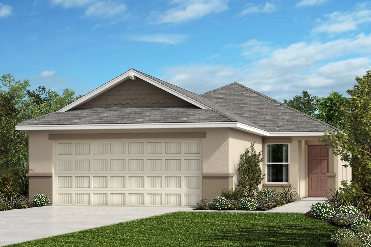 New Homes in Davenport, FL - Preservation Pointe Plan 1346