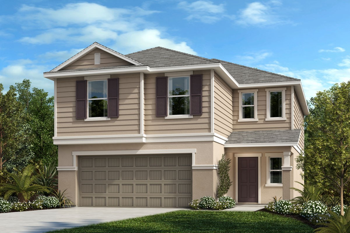 New Homes in Davenport, FL - Preservation Pointe Plan 1908