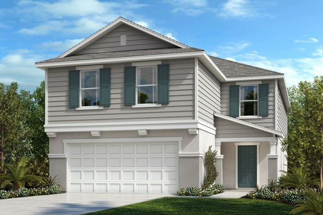 New Homes in Davenport, FL - Elevation F