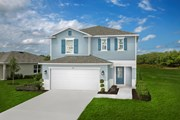 New Homes in Davenport, FL - Plan 2107 Modeled