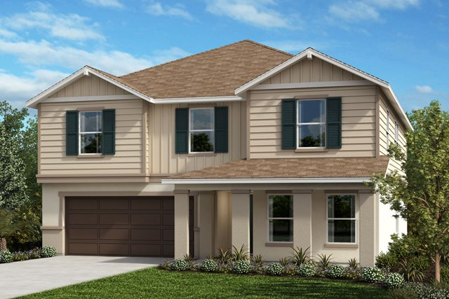New Homes in St. Cloud , FL - Elevation H