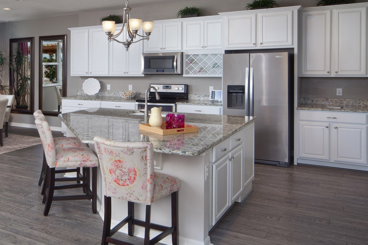 New Homes in Orlando, FL - Sawgrass Pointe 2663 Kitchen