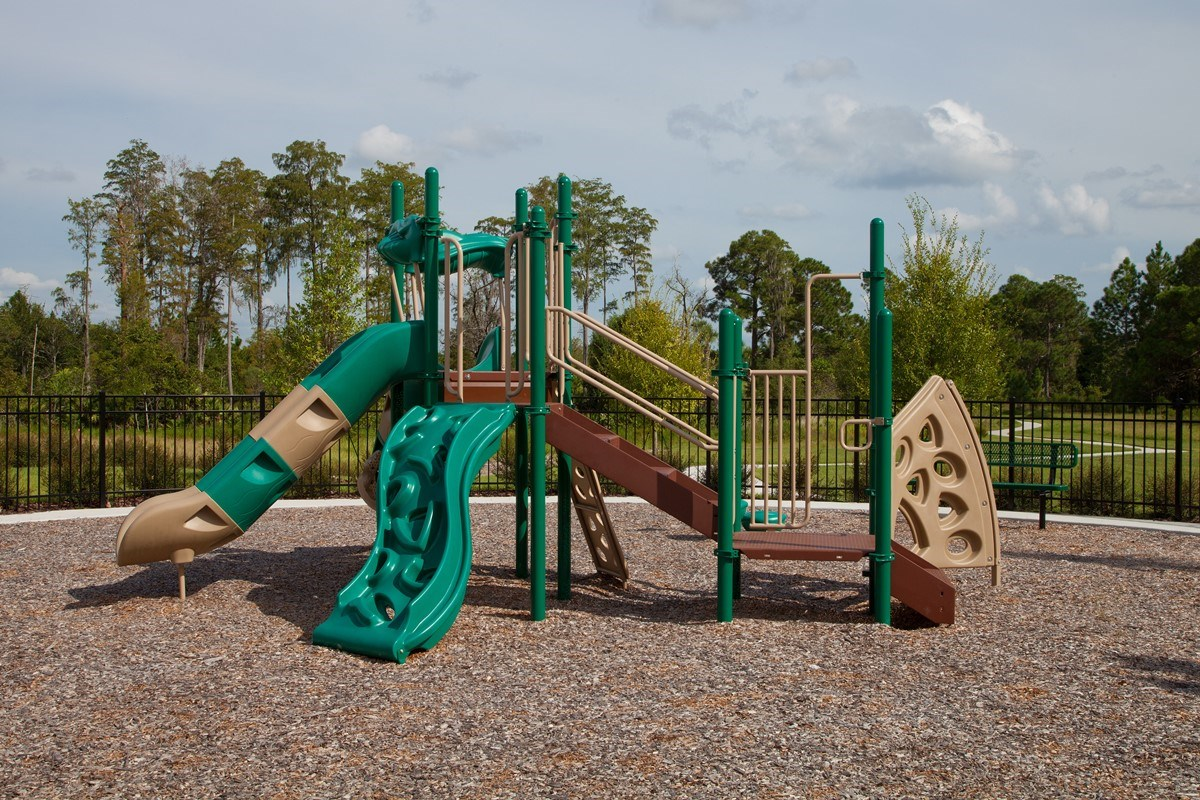New Homes in Orlando, FL - Sawgrass Pointe Tot Lot