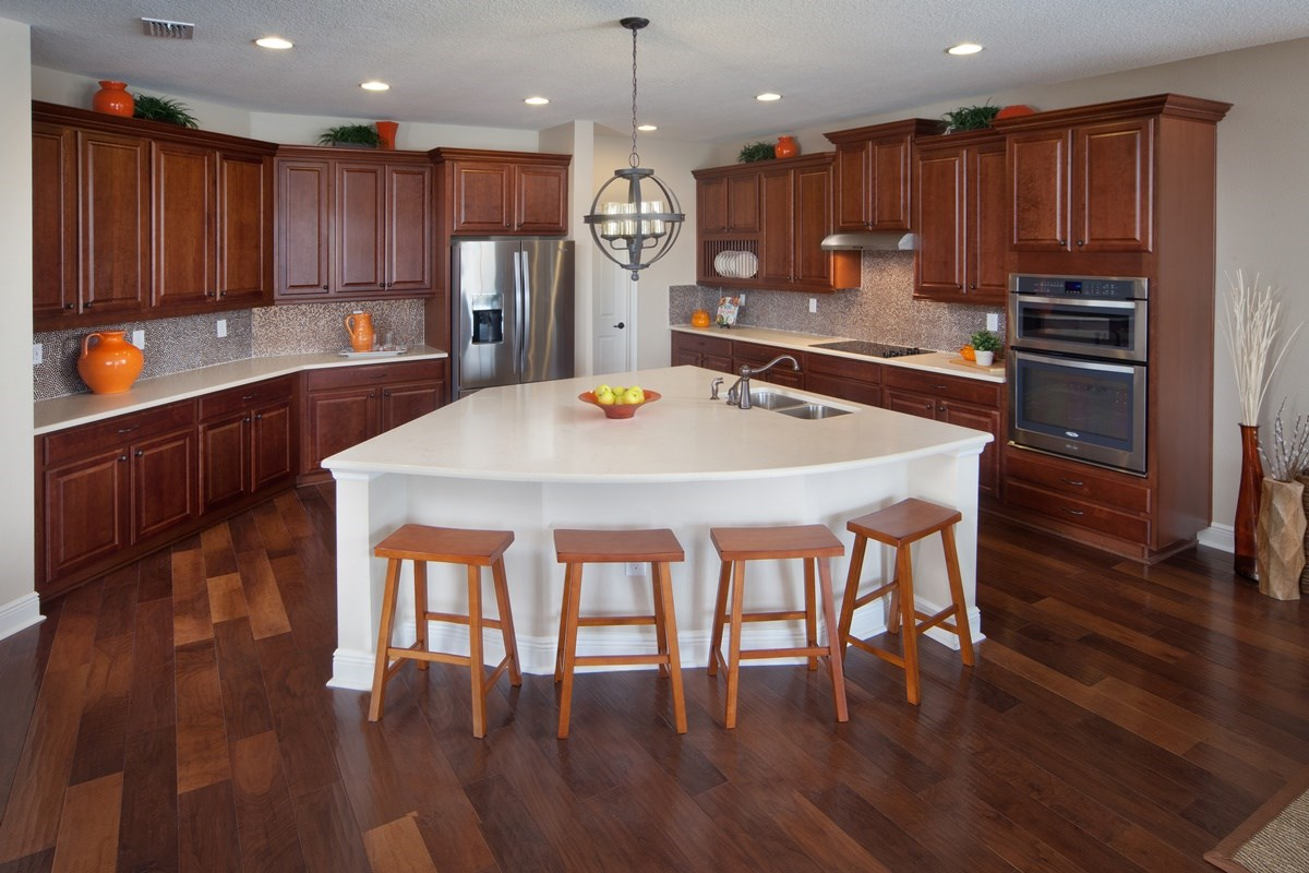New Homes in Orlando, FL - Sawgrass Pointe II 2620 Kitchen