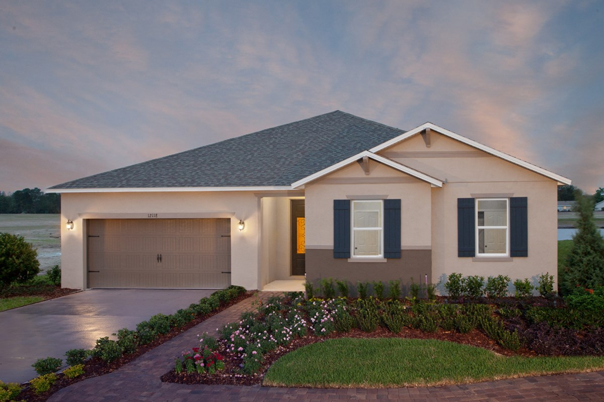 New Homes in Orlando, FL - Sawgrass Pointe II The 2620