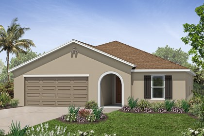 New Homes in Orlando, FL - Elevation C