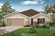 New Homes in Orlando, FL - Plan 2034 Modeled