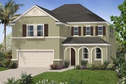 New Homes in Orlando, FL - Plan 2843