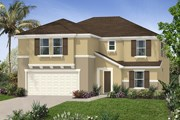 New Homes in Orlando, FL - Plan 2843 Modeled