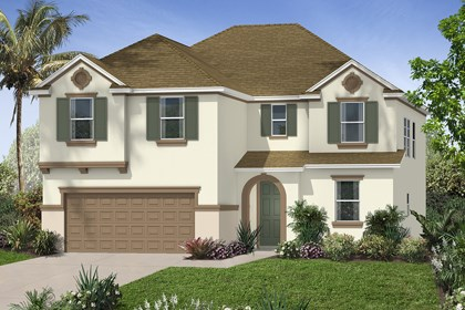 New Homes in Orlando, FL - Elevation D