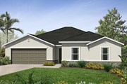 New Homes in Orlando, FL - Plan 2117
