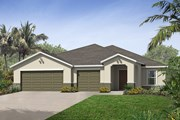 New Homes in Orlando, FL - Plan 2402