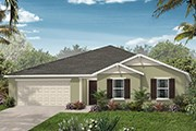 New Homes in Orlando, FL - Plan 2620 Modeled