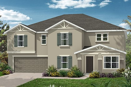 New Homes in Orlando, FL - Elevatoin B