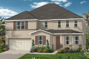 New Homes in Orlando, FL - Plan 4083