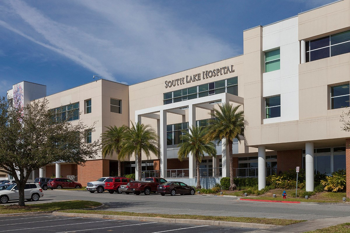 New Homes in Groveland, FL - Stewart Lake Preserve South Lake Hospital