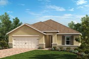 New Homes in Groveland, FL - Plan 1707
