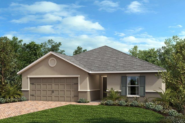 New Homes in Groveland, FL - Elevation B