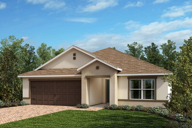 New Homes in Groveland, FL - Elevation D