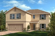 New Homes in Groveland, FL - Plan 2545