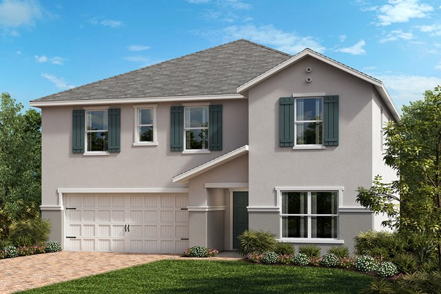 New Homes in Groveland, FL - Elevation C