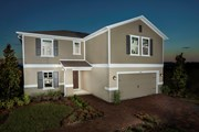 New Homes in Groveland, FL - Plan 2545 Modeled