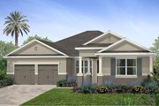 New Homes in Winter Garden, FL - Plan 2517 Modeled