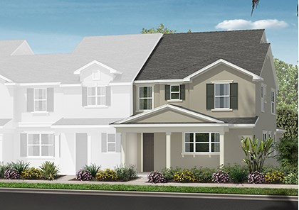 New Homes in Windermere, FL - Elevation A